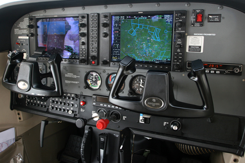 Everyones favourite aircraft fitted with the omnipresent G1000