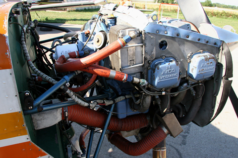 """On par with the O-200 is the Cessna Skyhawk's 160 HP Lycoming O-360. Just one in a long line of engines that have powered the 172, the O-360 had replaced the earlier six-cyl 145 HP O-300 and the 160 HP """"four pop"""" O-320, to be in turn replaced by the direct injection IO-360s of today's 172R (160 HP) and 172SP (180 HP)"""