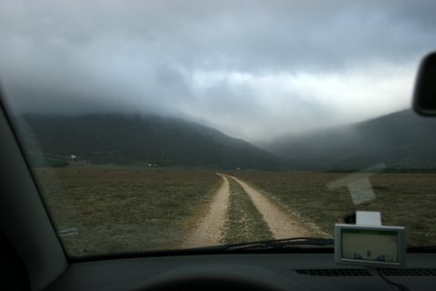 My only complaint about the whole field was the offroad driving needed to reach it :)
