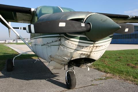 Derelict Report – Reims F337F Skymaster, D-ICEC | Achtung