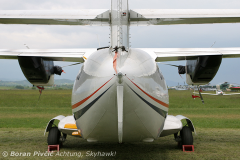Photo Report – Let L-410MA Turbolet, OM-PGD | Achtung, Skyhawk!