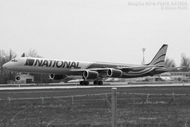 Short Photo Report – My First Ever DC-8 | Achtung, Skyhawk!