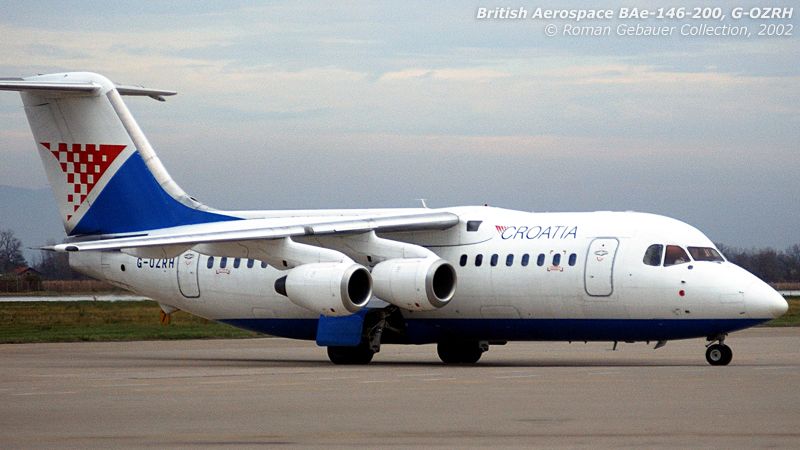 The second of the three Jumbolinos to serve with CTN. Like G-FLTA, G-OZRH would wear the company's full livery for the duration of its employment (with only G-BPNT flying all-white due to the shortness of its lease)
